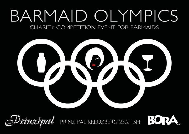Barmaid Olympics