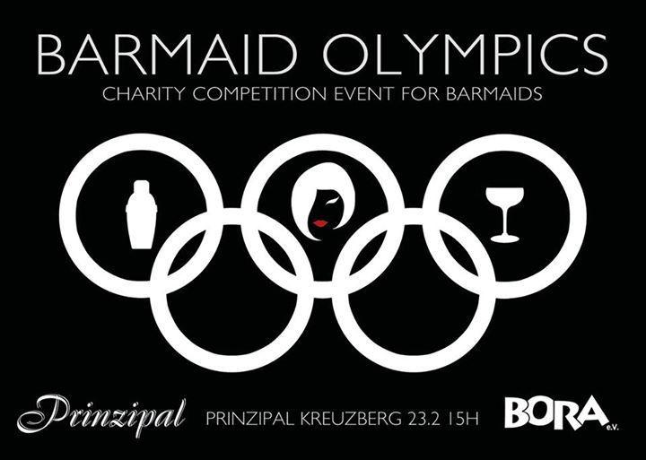 Barmaid Olympics